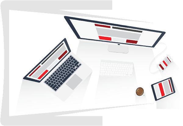 Webdesign prin agentie Mobile-first – optimizat pentru orice tip de device