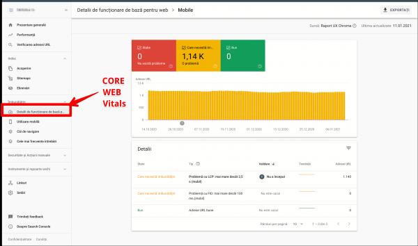 5_core web vitals seo google search console